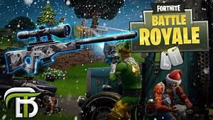 SURVIVE THE HOLIDAYS (Fortnite Battle Royale ...