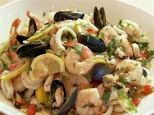 Italian Seafood Salad Recipe | Ina Garten | Food Network
