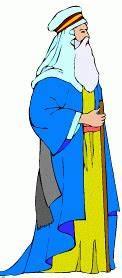 Abraham Cartoon Bible