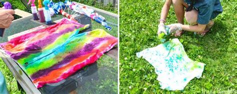 Rainbow Fun Colorful Tie Dye Party Tutorial