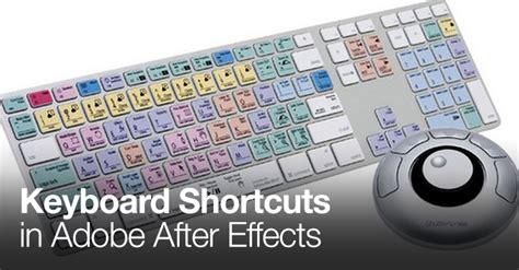 keyboard shortcuts  adobe  effects  beat