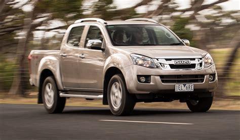 isuzu dmax 2016 isuzu d max ls terrain 4x4 dual cab ute review