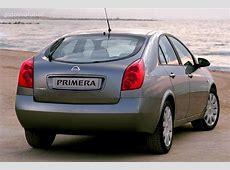 NISSAN Primera Hatchback specs 2002, 2003, 2004, 2005