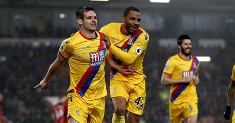 Dann on target as Crystal Palace down Bournemouth ...