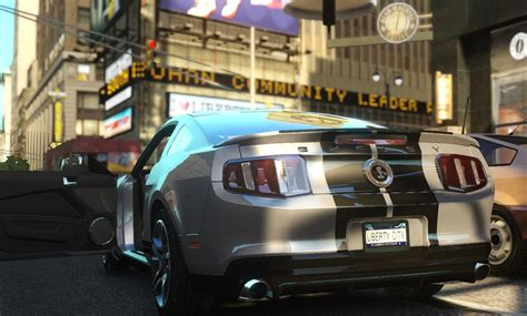 New Gta Iv Icenhancer 2.1p/2.1.1 Screenshots Out, Looks
