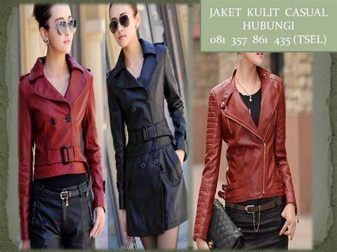 jaket kulit casual jaket kulit casual pri jaket kulit