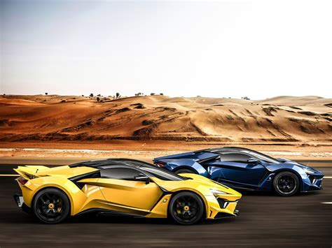 W Motors Fenyr, Car, Road, Desert, Vehicle Wallpapers Hd