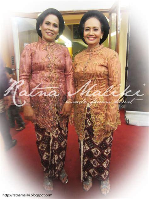 kebaya seragam pesta pernikahan