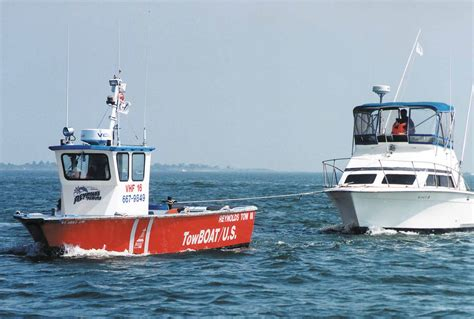 Tow Boat Us Or Sea Tow by Salvage Versus Towing Do You The Difference Three