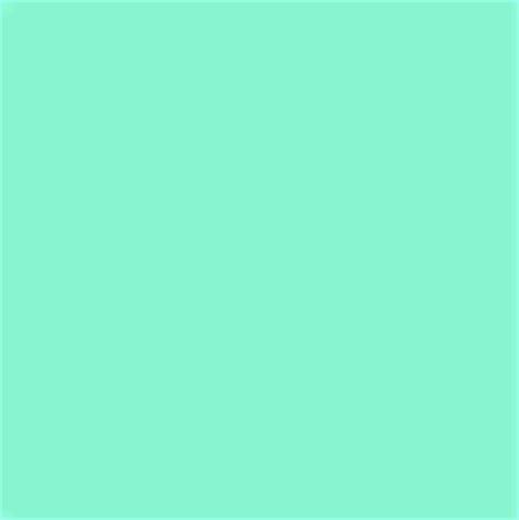 the color mint green on the hunt