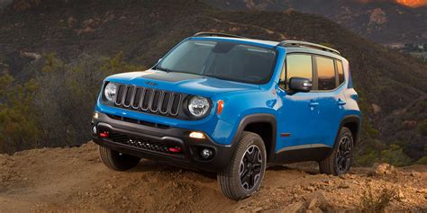 jeep vehicles 2015 2016 jeep renegade vehicles on display chicago