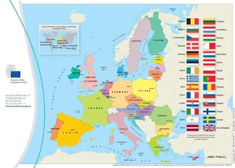 Carte De L Union Européenne En Anglais by Ec Audiovisual Service Photo