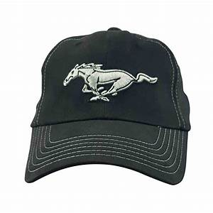 MUSTANG RUNNING HORSE CAP - Wild Pony Products