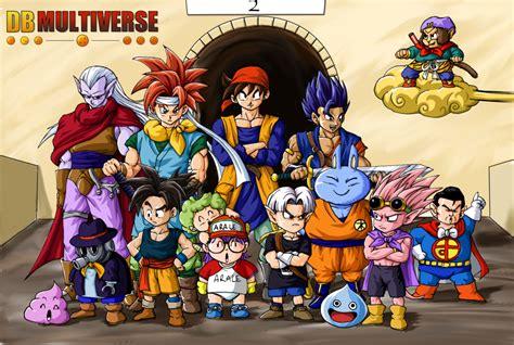 King Cold Universe 8 Dragon Ball Multiverse Wiki