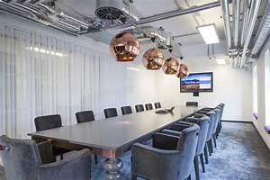 Inside Spotify's Fashionable London Office - Officelovin'