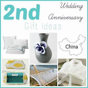 2nd wedding anniversary ideas With 2nd wedding gift ideas