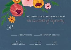wedding rsvp wording and card etiquette shutterfly With wedding rsvp cards timeline