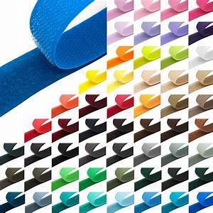 Klettband Zum Nähen : 25m klettband zum n hen 20 125mm flausch hakenband 50 ~ A.2002-acura-tl-radio.info Haus und Dekorationen