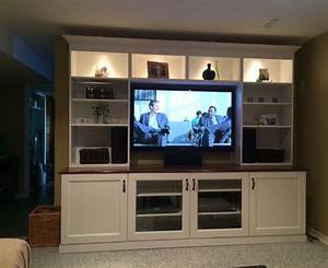 Besta Wall Unit Hack - IKEA Hackers