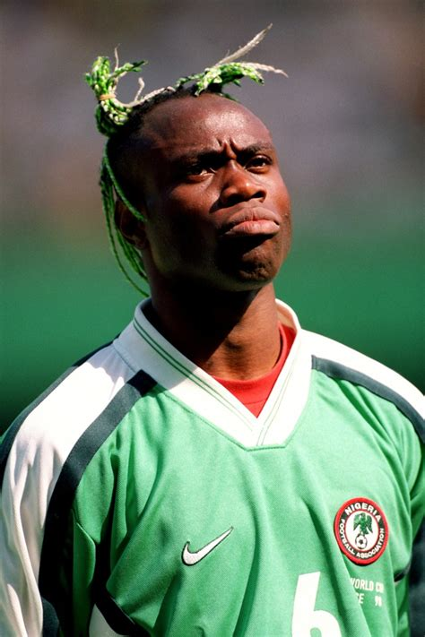 Top 20 Memorable World Cup Haircuts   Who Ate all the Pies