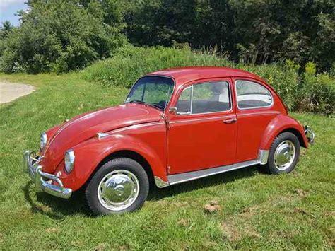 volkswagen beetle 1967 1967 volkswagen beetle for sale on classiccars com