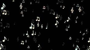 Music Note Background Black And White | www.pixshark.com ...