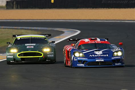Saleen S7-R - 2007 24 Hours of Le Mans Preview