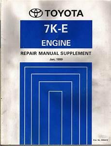 Buku Manual Toyota Kijang 7k-e   Kijang Kapsul Efi