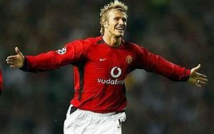 David Beckham : Manchester United - Soccer Series Wallpapers