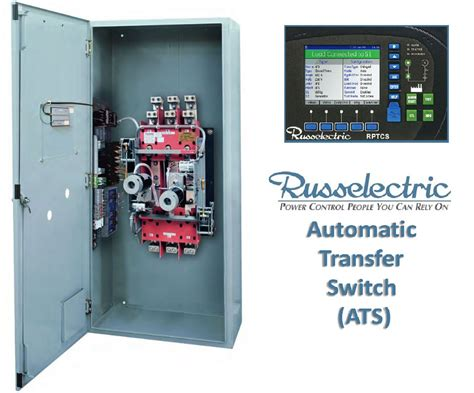 russelectric ats and switchgear for pennsylvania new jersey delaware sales rep