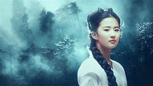 Liu Yifei Beautiful HD Wallpaper