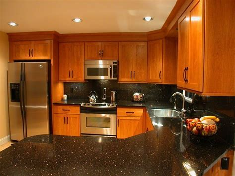 black granite countertops   Google Search   For the Home