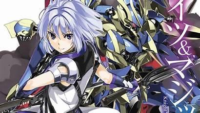 Magic Knight Anime Knights Isekai Wallpapers Harem