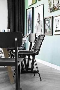 Chaise Rotin Noir : chaise rotin noir hk living petite lily interiors ~ Teatrodelosmanantiales.com Idées de Décoration