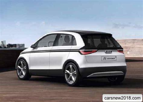 2019 Audi A2 by Audi A2 2018 2019 News Reviews Photos