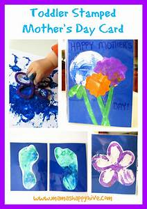 Flower Art for Toddlers - Mama's Happy Hive
