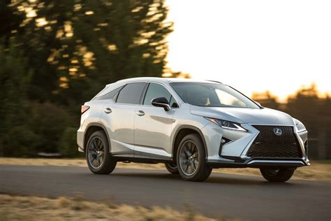 lexus rx 2016 2016 lexus rx 350 awd f sport full gallery and