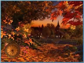 Free 3D Fall Autumn Screensavers for Windows