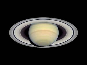 How Big is Saturn? - Universe Today
