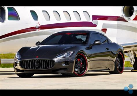 maserati grancabrio 2015 maserati custom wheels and rims by cor wheels review 305