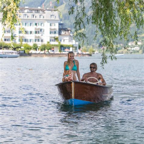 Boat Trip Zell Am See by At The Zeller See Lake Hotel Tauern Spa Kaprun