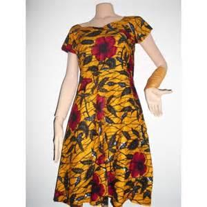 robe de mariã e africaine robe africaine en pagne wax coton