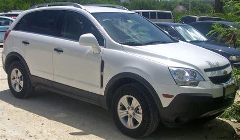 2009 Chevrolet Captiva Photos, Informations, Articles