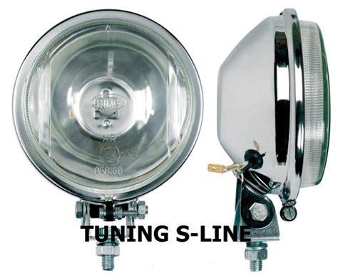 lade a led per auto omologate fari di profondita chrome lite ring omologate per auto