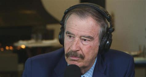 """Former Mexican president """"absolutely"""" stands by """"I'm not ..."""