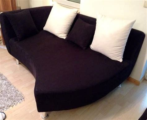 Moderne Sofa-elemente 'jenny' Mömax In Schwarz Inkl