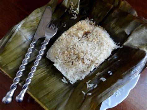feuille cuisine recettes de feuille de bananier