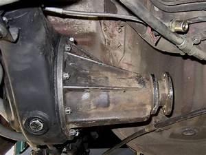 Hilux Rear Axle Swap