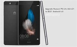 Upgrade P8 Lite Ale