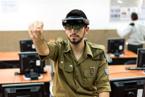 israeli army prepares augmented reality  battlefield